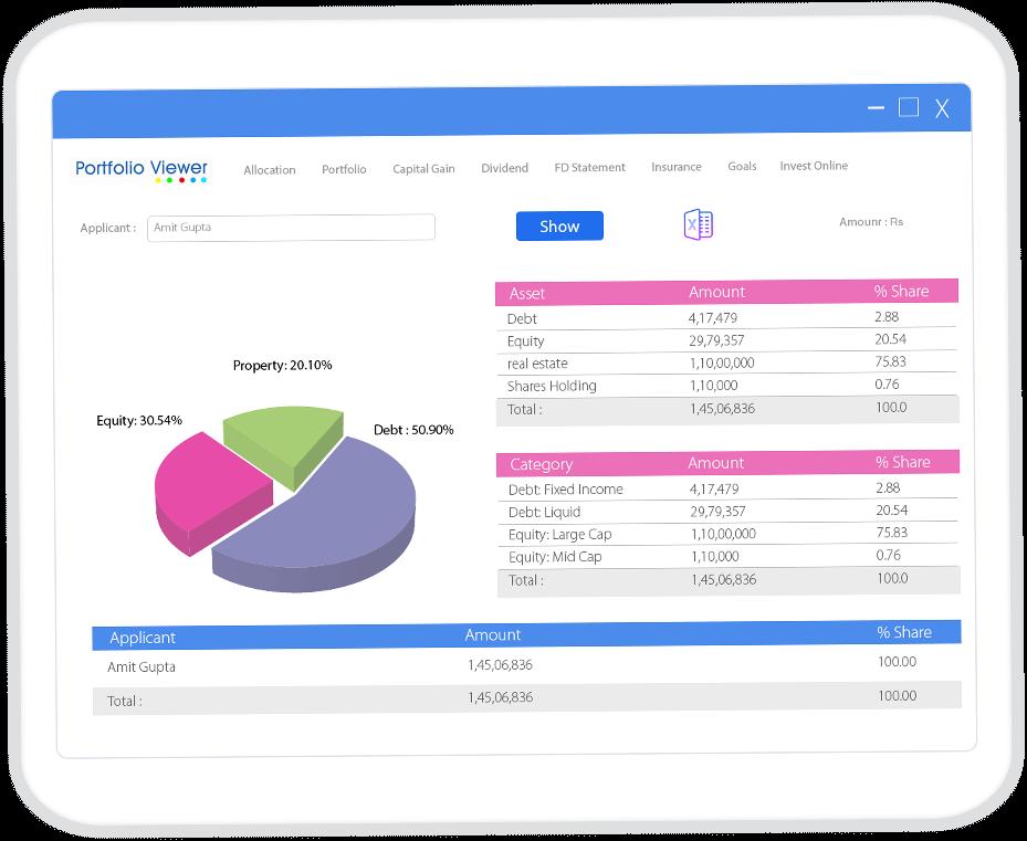 my online portfolio investment management